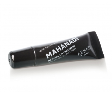 Abhati - Mahanadi Natural Lip Treatment - Blødgørende læbepomade - 10 ml