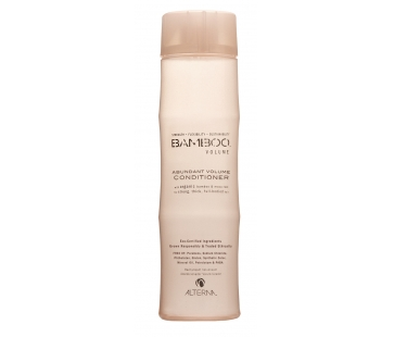 Alterna - Bamboo Abundant Volume Conditioner - Volume balsam til fint hår - 250 ml